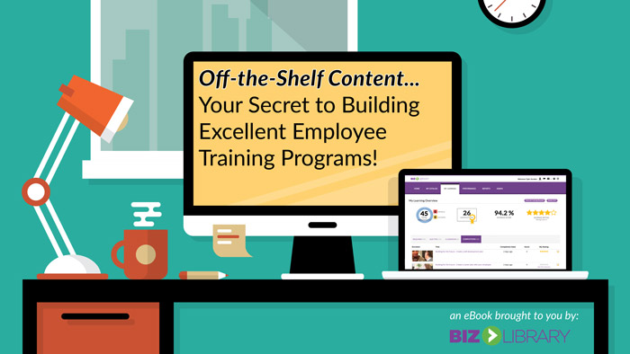 Off The Shelf training content eBook