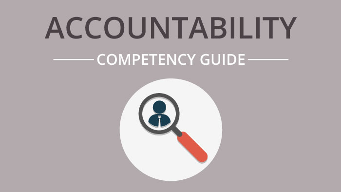 Accountability competency guide