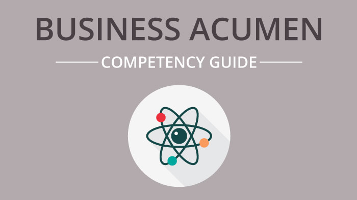 Business Acumen competency guide