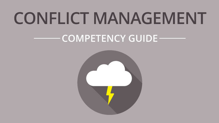 Conflict management competency guide
