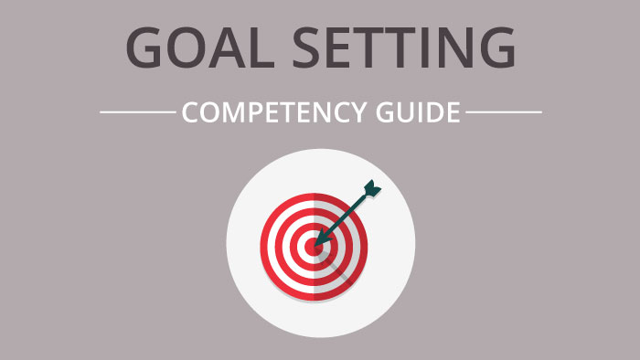 Goal Setting competency guide