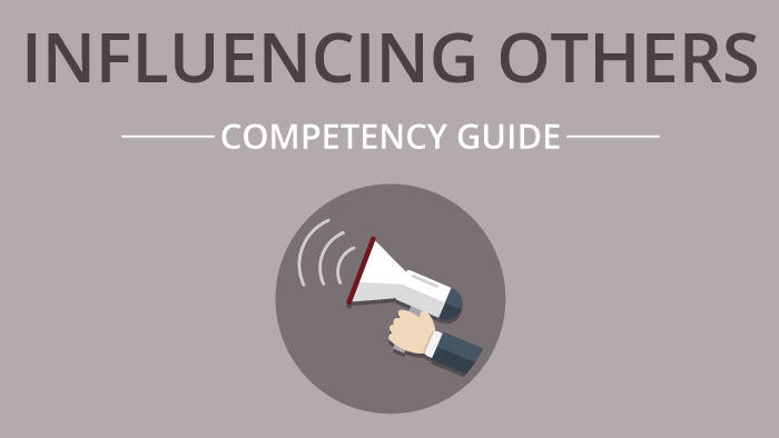 Influencing Others competency guide