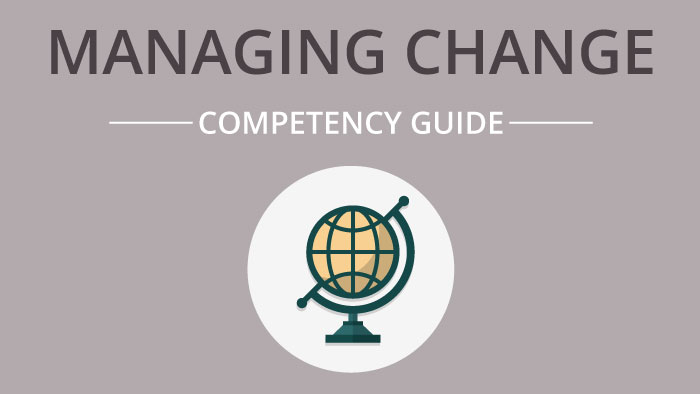 Managing Change competency guide