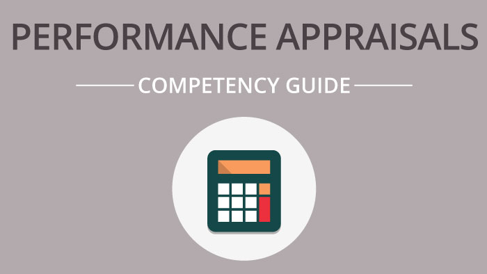 Performance Appraisals competency guide