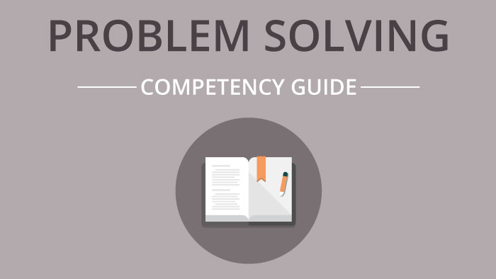 Problem Solving competency guide