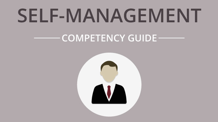 Self Management competency guide