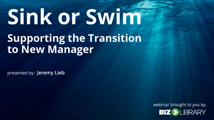 New Manager Training webinar cover