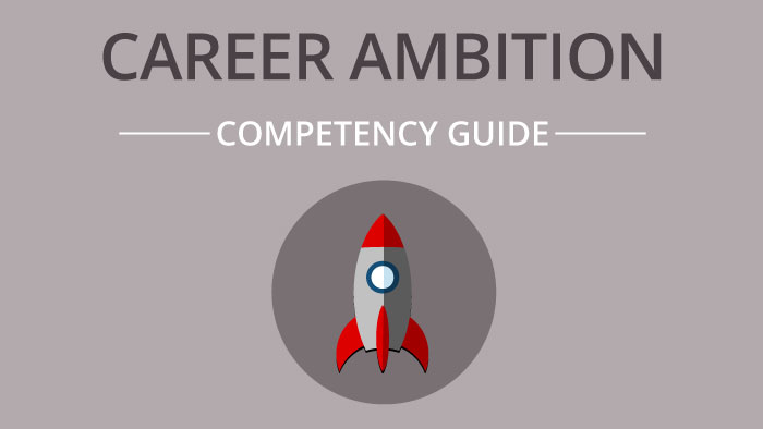 Career Ambition competency guide cover