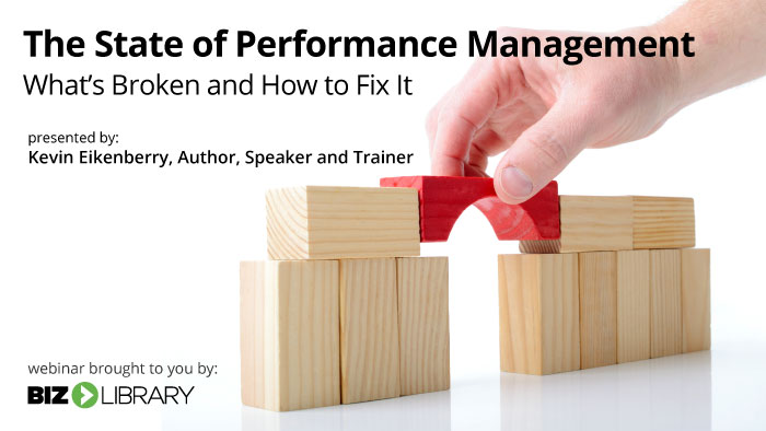 Performance Management webinar