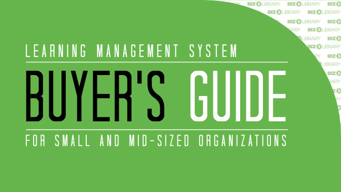 LMS Buyer's Guide eBook cover