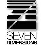 Seven Dimensions logo