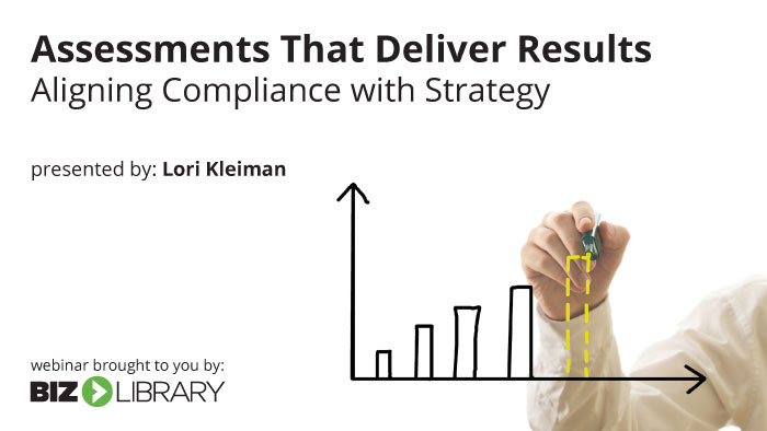 Assessments that Deliver Results webinar cover