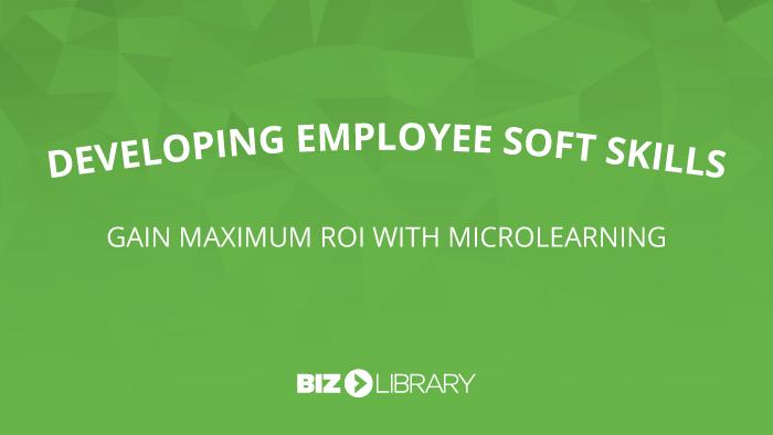 Developing Employee Soft Skills ebook