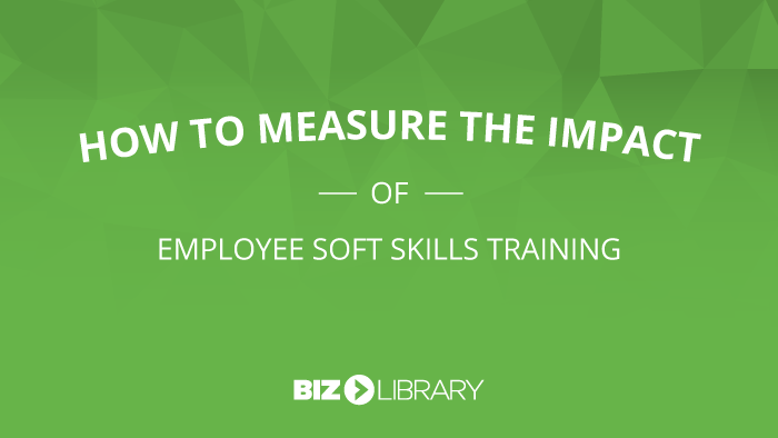 How to measure the impact of soft skills training eBook