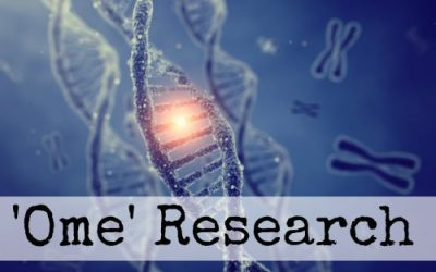 'Ome' Research- Genetics and Epigenetics