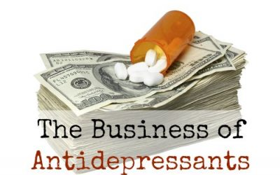 The Business of Antidepressants