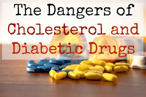The Dangers of PCSK9 Inhibitors and Anti-diabetic drugs