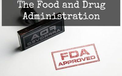The FDA and Drug Regulation