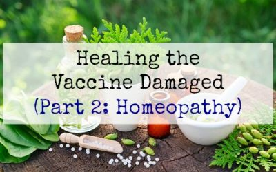 Healing the Vaccine Damaged (Part 2: Homeopathy)
