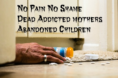The destruction of Society's social fabric and Opioid drugs Part 23 ( Dr Shopping, the Children who were left behind, Dr David Procter)