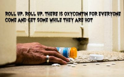 The destruction of Society's social fabric and Opioid drugs Part 22 (Opiates and the Pill Mill)