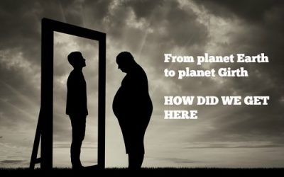 The Brain has been taken prisoner – Obesity Part I: How did we get here