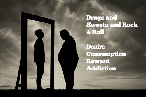 The Brain has been taken prisoner – Obesity Part VI: Reward and Hedonic centres, Addiction