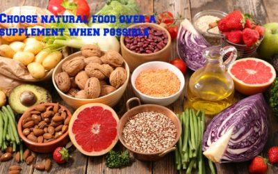 Nutrients in Food and their bodily purpose XVIII (Nutrients involved in Methylation IV)