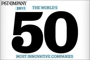 Shaadi.com amongst 50 Most Innovative Companies