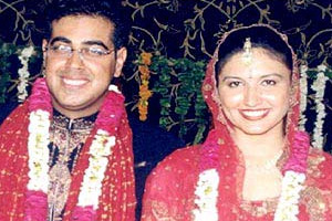Happily Married: Rasna and Deepak