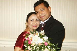 Featured Couple: Rachna and Jatin