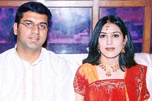A Perfect Couple: Sheenam and Vinay