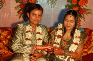 Happily Married: Prateek and Simpy