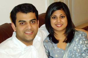 Featured Success Story: Shazia and Abrar