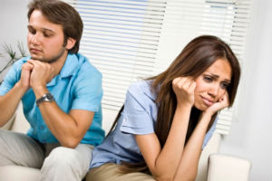 Survey: Couples Who Argue Together Stay Together