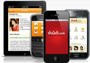 Shaadi.com Launches its iPhone app