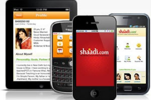 Shaadi.com Introduces Android Tablet App