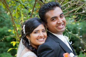 A Heaven-made Match: Vinoj and Anisha