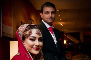 Featured Couple: Murtaza and Irum