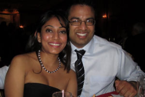 Made For Each Other: Vivek and Ami