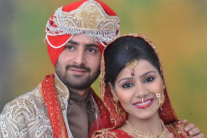 A Perfect Match: Ramandeep and Gursharan