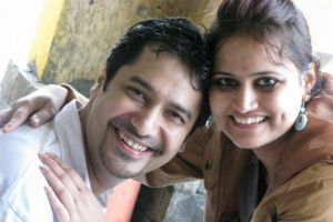 Featured Couple: Amit and Sheetal