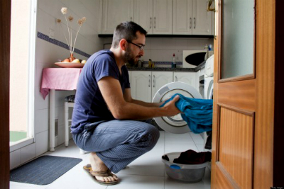 Household Chores Make Men Happier, Claims Study