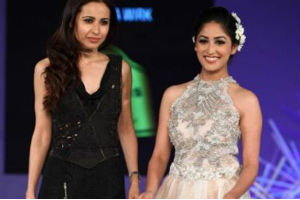 Designer Mandira Wirk's Creation at BPFT
