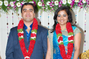 Happily Married: Vishal and Manisha