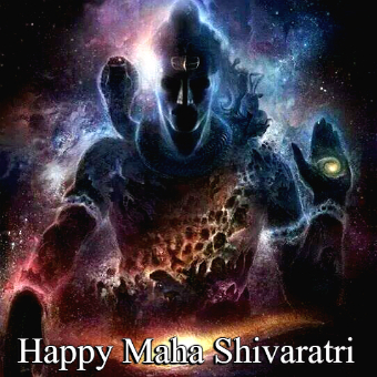 Wish You All a Happy Maha Shivaratri!