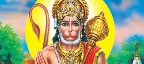 India Celebrates Hanuman Jayanti!