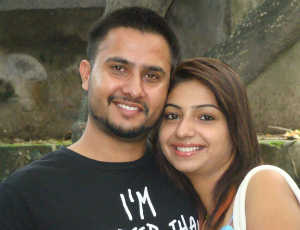 Happily Married: Nav Sandhu and Manpreet Deol