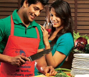 Survey: Indian Women Want a Partner Who Can Cook