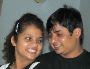 Love Online: Shaili and Gaurang
